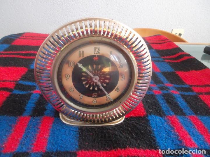 BONITO RELOJ ANTIGUO (Relojes - Relojes Despertadores)