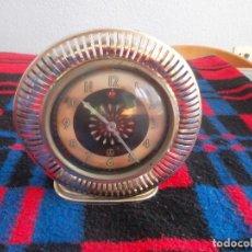 Despertadores antiguos: BONITO RELOJ ANTIGUO. Lote 75468615