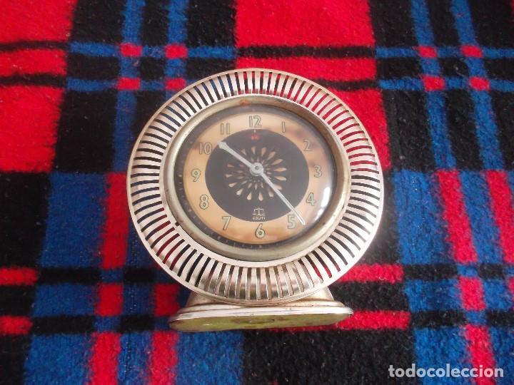 Despertadores antiguos: bonito reloj antiguo - Foto 2 - 75468615