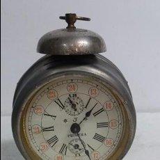 Despertadores antiguos: ANTIGUO RELOJ DESPERTADOR.. Lote 76673915