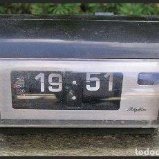 Despertadores antiguos: RELOJ DESPERTADOR RHYTHM. Lote 77884045