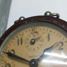 Despertadores antiguos: RELOJ DESPERTADOR ANTIGUO BAYARD AÑOS 60. Lote 80046766