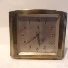 Despertadores antiguos: RELOJ DESPERTADOR LUMEN. Lote 80338369