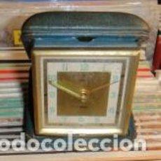 Despertadores antiguos: RELOJ DESPERTADOR BLESSING, FUNCIONANDO. Lote 80363709