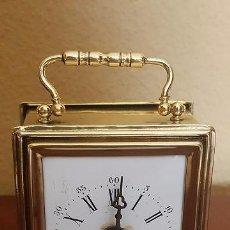 Despertadores antiguos: RELOJ DESPERTADOR C. MAUREL. PARÍS. 1850.. Lote 80969552