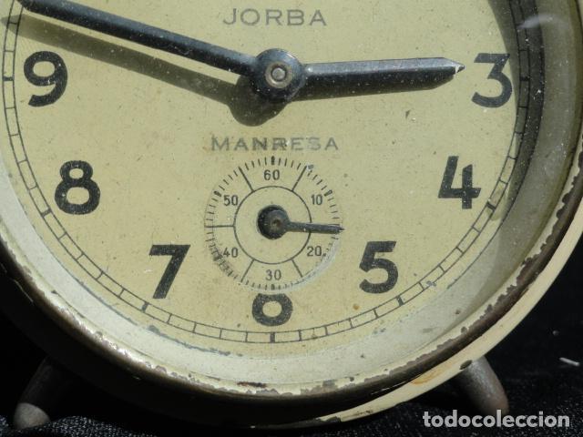 Despertadores antiguos: RELOJ DESPERTADOR. - Foto 3 - 81119404