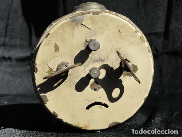 Despertadores antiguos: RELOJ DESPERTADOR. - Foto 4 - 81119404
