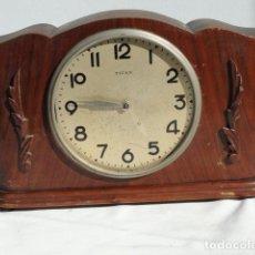 Despertadores antiguos: RELOJ DESPERTADOR.. Lote 81121768