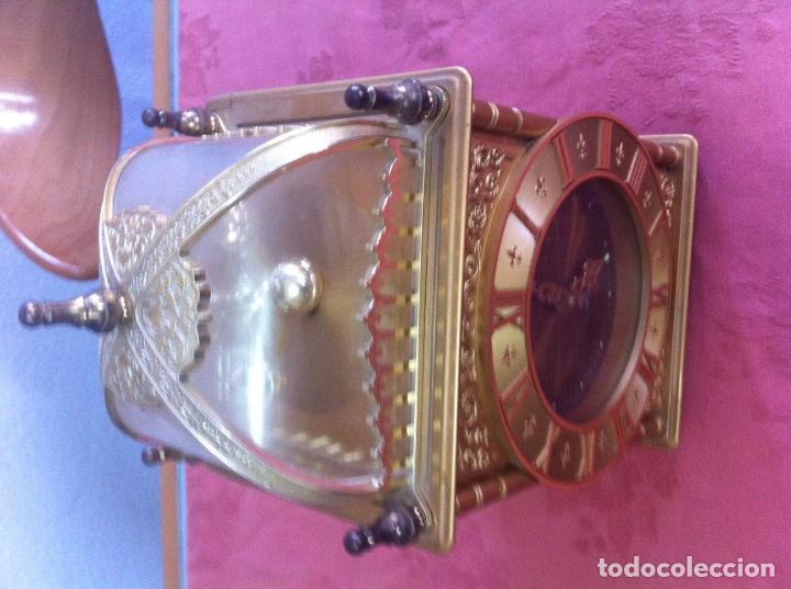 Despertadores antiguos: Precioso reloj - Foto 2 - 81210240
