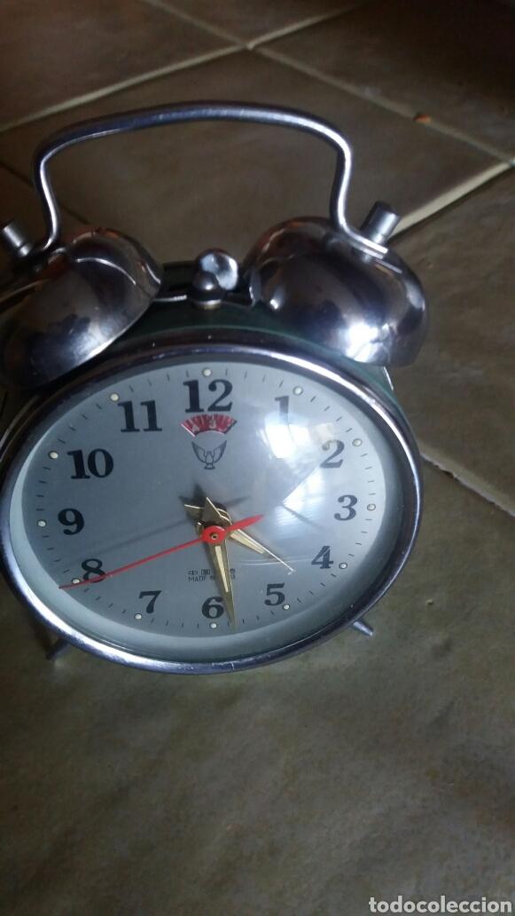 RELOJ CUERDA (Relojes - Relojes Despertadores)