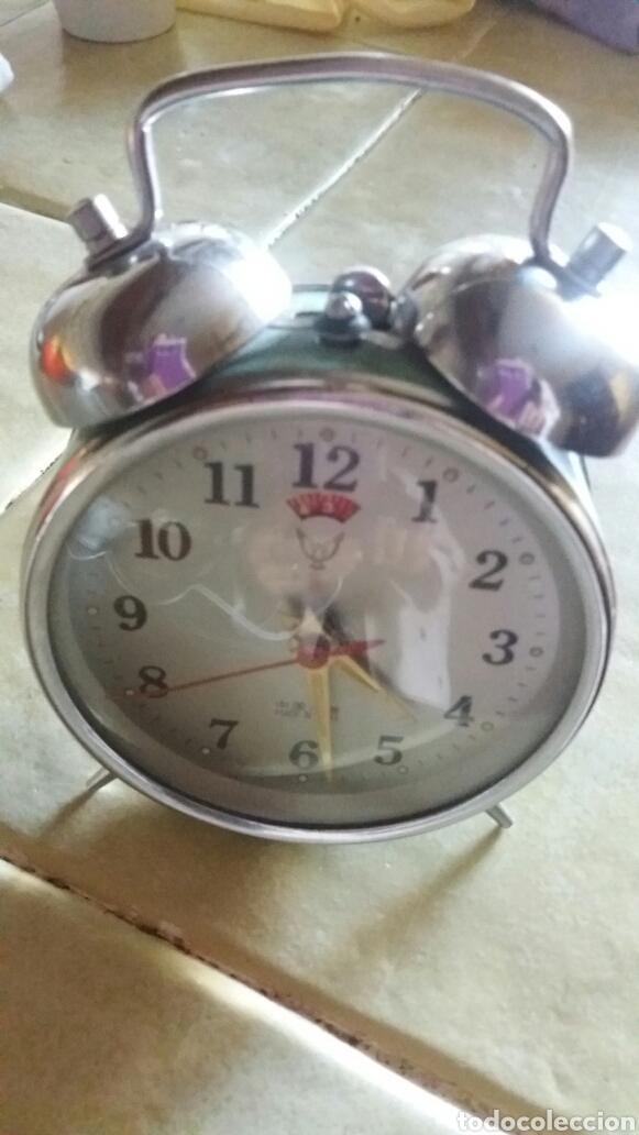 Despertadores antiguos: Reloj cuerda - Foto 2 - 81574283