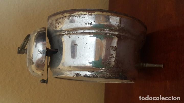 Despertadores antiguos: Reloj despertador Francisco Kaiser. Ávila. Años 30. - Foto 3 - 81630796