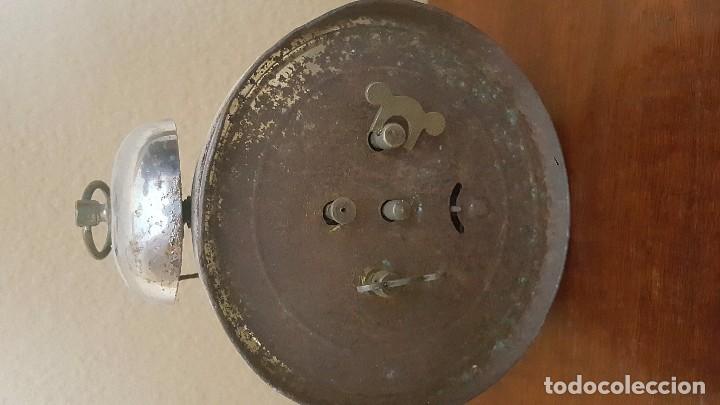 Despertadores antiguos: Reloj despertador Francisco Kaiser. Ávila. Años 30. - Foto 4 - 81630796