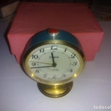 Despertadores antiguos: RELOJ DESPERTADOR( MUY BUEN ESTADO)FUNCIONANDO. Lote 84086308
