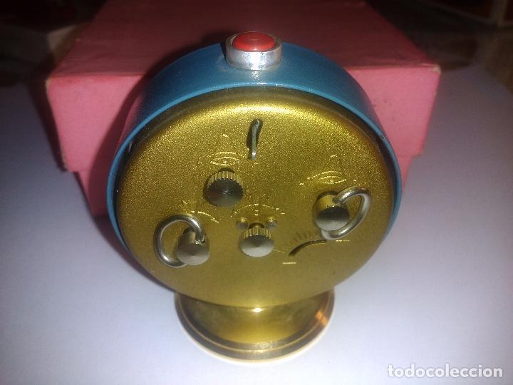 Despertadores antiguos: Reloj despertador( muy buen estado)funcionando - Foto 3 - 84086308