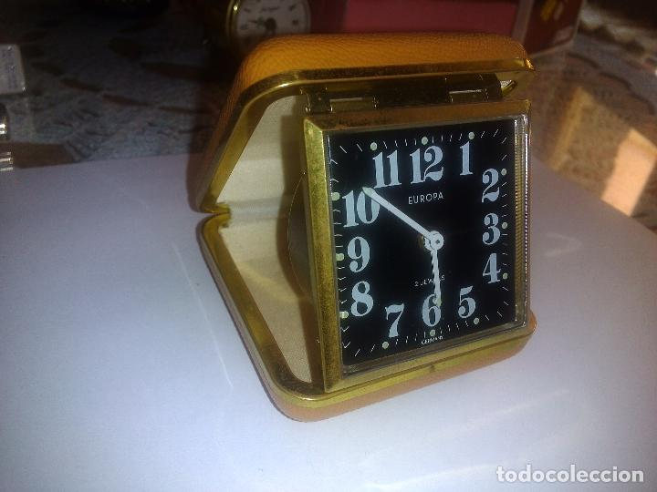 Despertadores antiguos: Reloj despertador( muy buen estado)funcionando - Foto 2 - 84087768