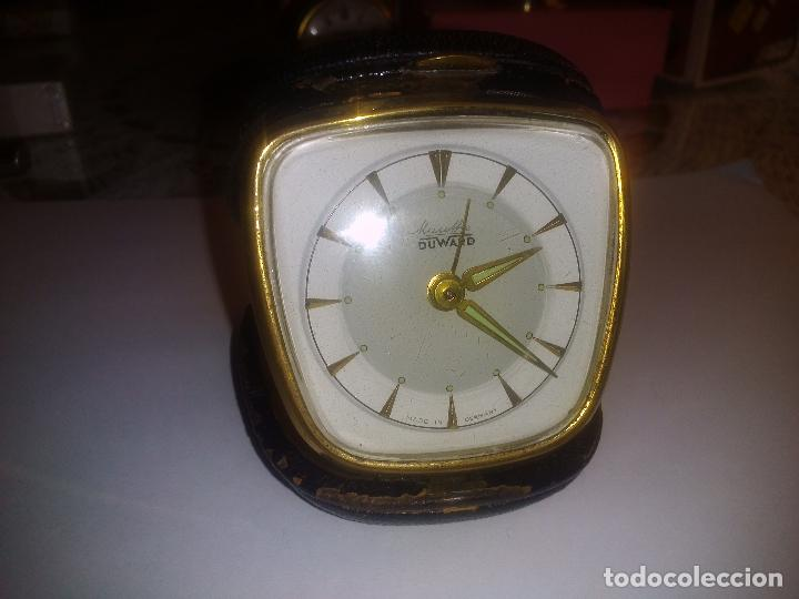 RELOJ DESPERTADOR( MUY BUEN ESTADO)FUNCIONANDO (Relojes - Relojes Despertadores)