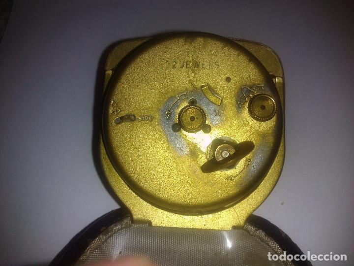 Despertadores antiguos: Reloj despertador( muy buen estado)funcionando - Foto 4 - 84088492