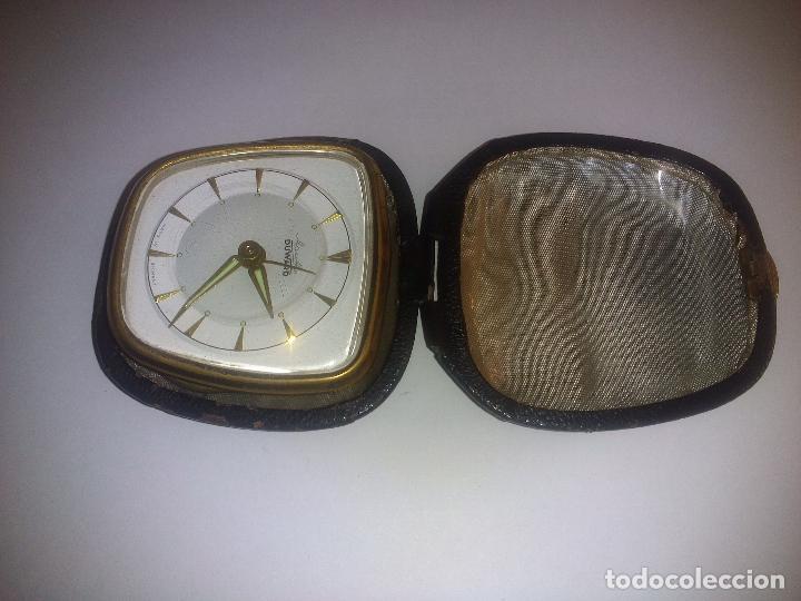 Despertadores antiguos: Reloj despertador( muy buen estado)funcionando - Foto 5 - 84088492