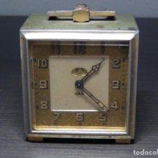 Despertadores antiguos: RELOJ DESPERTADOR JAZ - POCO CORRIENTE -. Lote 84600040