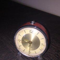 Despertadores antiguos: DESPERTADOR ANTIGUO MICRO. Lote 86202104
