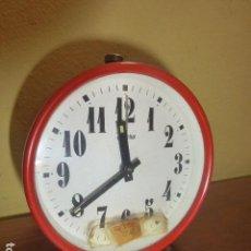 Despertadores antiguos: RELOJ DESPERTADOR MICRO. CARGA MANUAL. AÑOS 70 VINTAGE. A ESTRENAR, DE STOCK DE RELOJERÍA. Lote 86724772