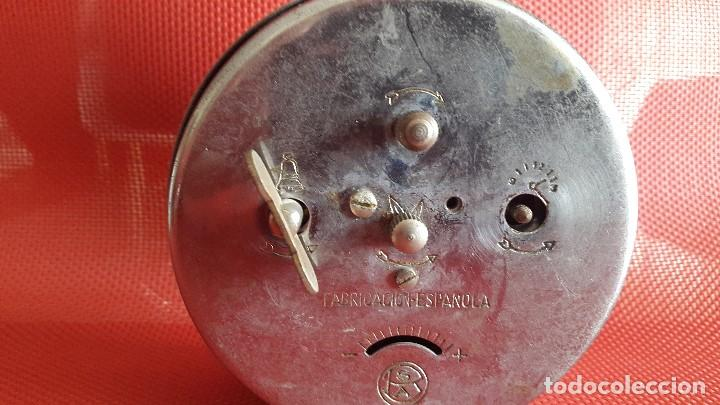 Despertadores antiguos: ANTIGUO RELOJ DESPERTADOR - CID ZAFIRO - Foto 3 - 99707588