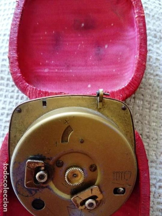 Despertadores antiguos: Reloj despertador Kienzle - Foto 4 - 87015364