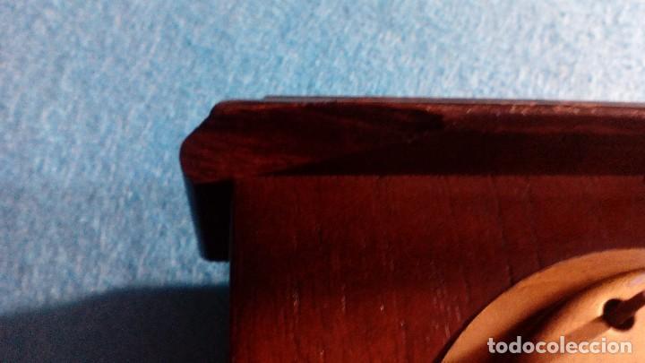 Despertadores antiguos: RELOJ DESPERTADOR PEKA GERMANY MEDIDAS 10X12X5 CM - Foto 6 - 87533932
