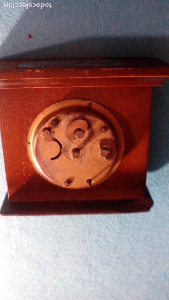Despertadores antiguos: RELOJ DESPERTADOR PEKA GERMANY MEDIDAS 10X12X5 CM - Foto 5 - 87533932