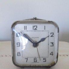 Despertadores antiguos: ANTIGUO DESPERTADOR BAYARD, A CUERDA. PARA REPARAR. Lote 87640412