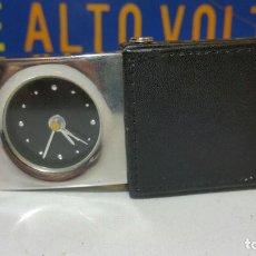 Despertadores antiguos: RELOJ DESPERTADOR DE VIAJE. Lote 88903112