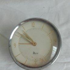 Despertadores antiguos: RELOJ DESPERTADOR MARCA MICRO. Lote 93463227