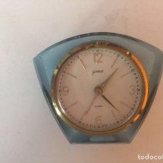 Despertadores antiguos: RELOJ GOLDBÜHL. Lote 94134199