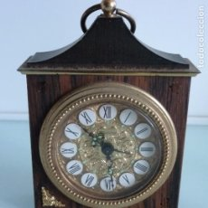 Despertadores antiguos: RELOJ DESPERTADOR BLESSING DE SOBREMESA, PARA DESPIECE. Lote 95761263