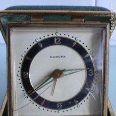 Despertadores antiguos: RELOJ DESPERTADOR DE SOBREMESA EUROPA.NO ESTA PROBADO. Lote 95763743