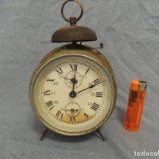 Despertadores antiguos: RELOJ DESPERTADOR. Lote 96235667
