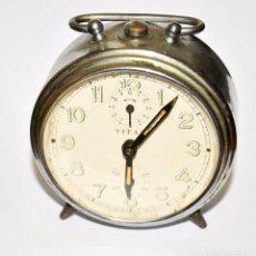 Despertadores antiguos: DESPERTADOR TITAN, FUNCIONANDO A CUERDA. Lote 96558507