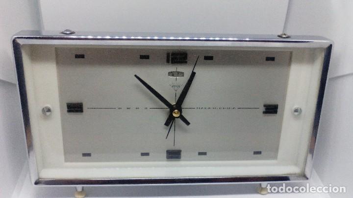 RELOJ DESPERTADOR FUNCIONANDO (Relojes - Relojes Despertadores)