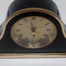 Despertadores antiguos: RELOJ DESPERTADOR QUARZ FUNCIONANDO. Lote 97790418