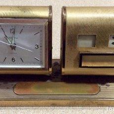 Despertadores antiguos: RELOJ EUROPA Y CALENDARIO . Lote 98073275