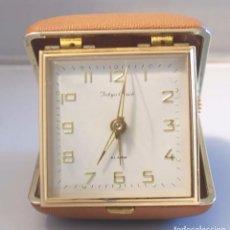 Despertadores antiguos: RELOJ DESPERTADOR DE VIAJE TOKYO CLOCK.. Lote 98206991