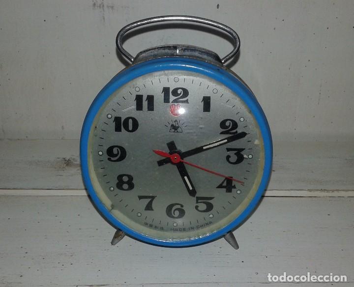 RELOJ DESPERTADOR (Relojes - Relojes Despertadores)