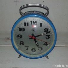 Despertadores antiguos: RELOJ DESPERTADOR. Lote 98743159