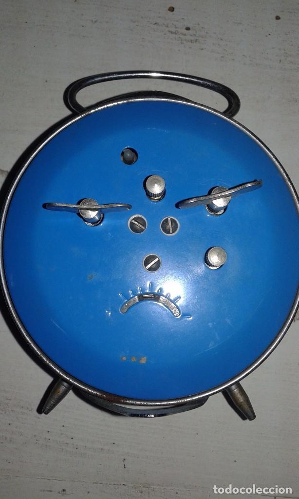 Despertadores antiguos: RELOJ DESPERTADOR - Foto 3 - 98743159