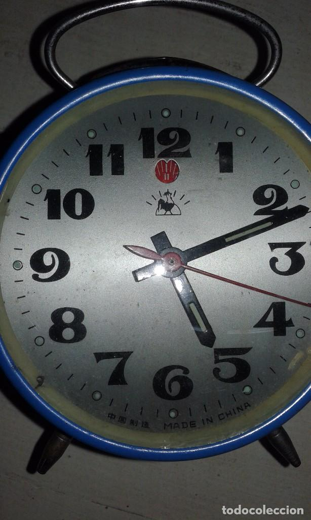 Despertadores antiguos: RELOJ DESPERTADOR - Foto 4 - 98743159