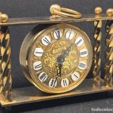 Despertadores antiguos - RELOJ DESPERTADOR DUWARD, FUNCIONANDO. - 99641139