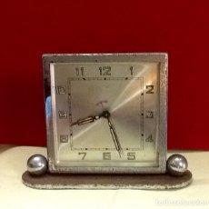Despertadores antiguos: RELOJ ARTDECO. Lote 101971779