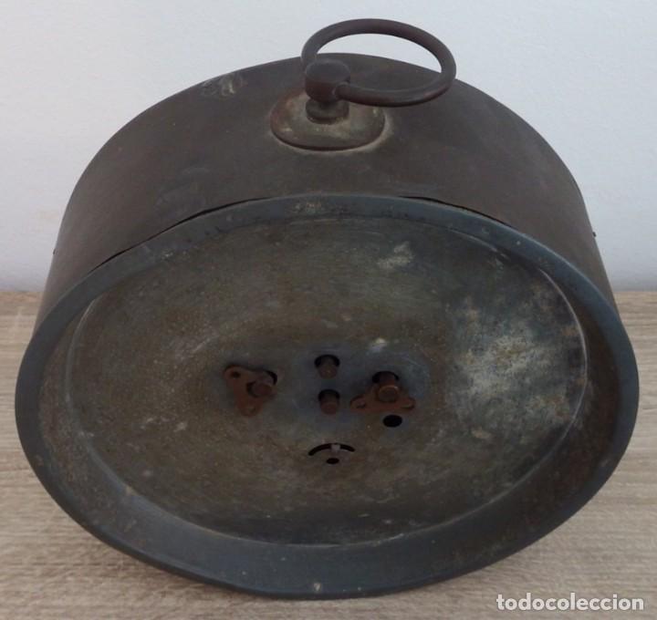 Despertadores antiguos: ANTIGUO RELOJ DESPERTADOR CARGA MANUAL AÑOS 1900 - Foto 13 - 102467507