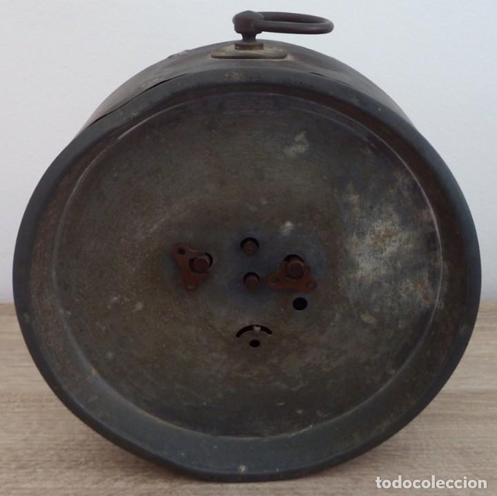 Despertadores antiguos: ANTIGUO RELOJ DESPERTADOR CARGA MANUAL AÑOS 1900 - Foto 14 - 102467507